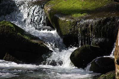 waterfall, slow shutter, fast shutter